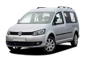 Rent a Volkswagen Candy 7 seater or similar car in Crete