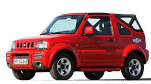 Rent a Suzuki Jimny Convertible or similar car in Crete