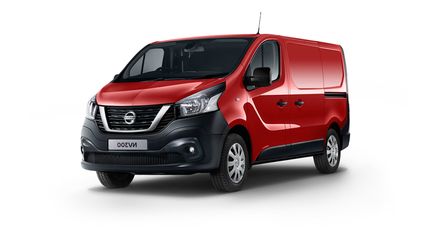 Rent a Nissan NV300 9 seater or similar car in Crete