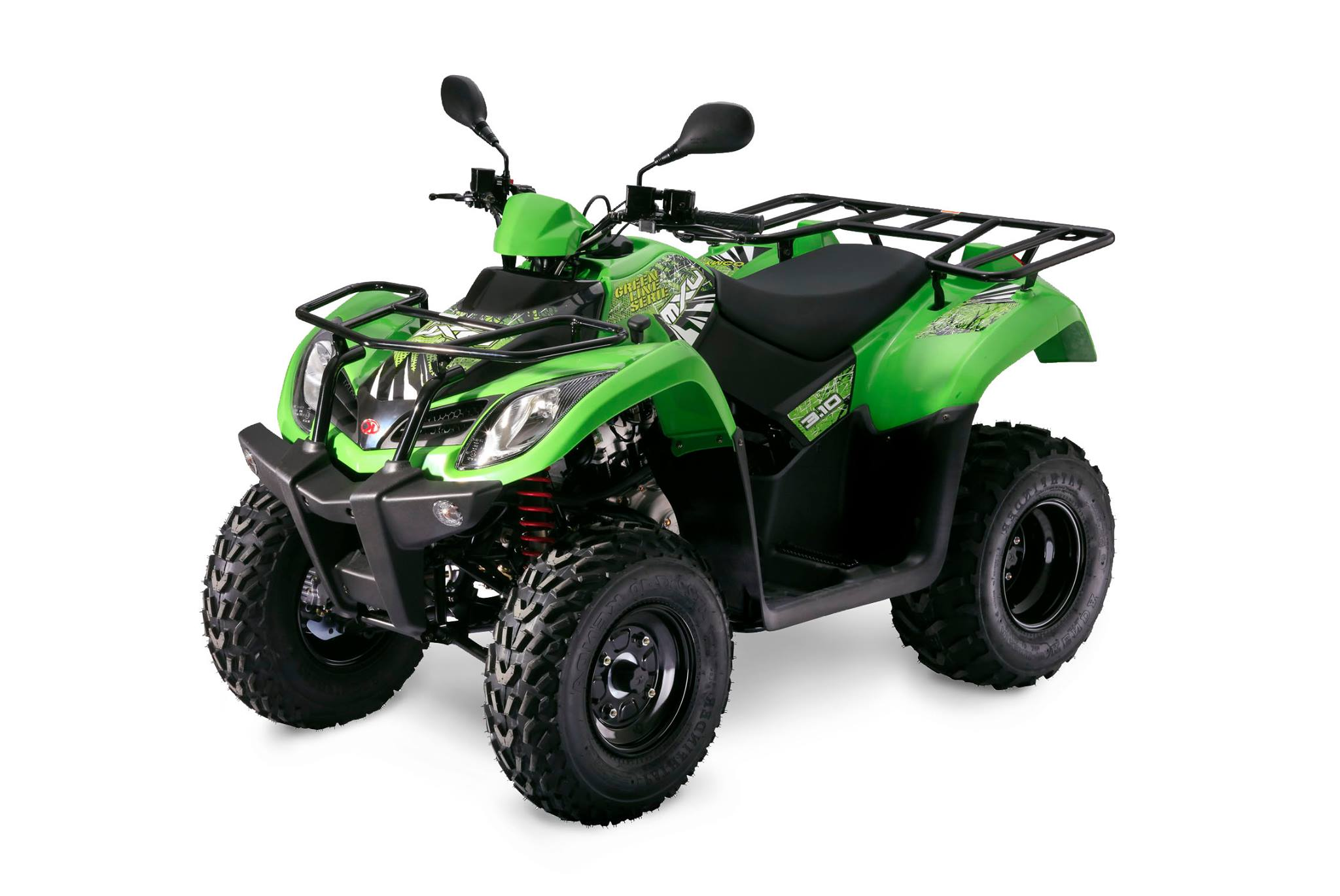 Rent a KYMCO 3.10 ATV  car in Crete